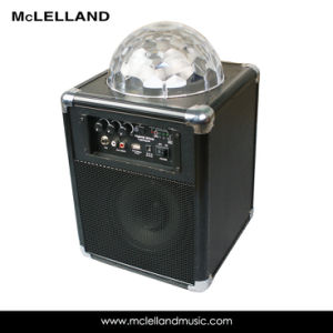 USB/MP3/Bluetooth with 10W Portable Speaker LED Lighting Hybrid Driver M pictures & photos