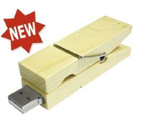 Bamboo USB Memory Stick (USB201)