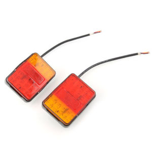 Auto Car Trailer Truck LED Rear Trailer Tail Light Lamp