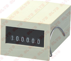 876 Electromagnetic 6 Digitals Counter
