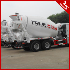 Dongfen Heavy Cement Mixer Truck pictures & photos