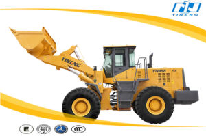 Yineng 5 Ton Wheel Loader Yn958 pictures & photos