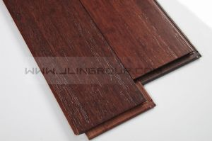 Distressed Strand Woven Bamboo Flooring (JH-20)