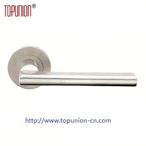 Stainless Steel Door Lever Handle with En1906 (CLH015) pictures & photos