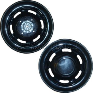 "12"" Black Golf Cart Wheel with Ball Bearing pictures & photos"