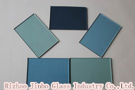High Qualitycoated Glass for Building/Window/Door (JINBO) pictures & photos