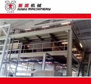 Jw-3200ss Spunbond Non-Woven Production Line pictures & photos