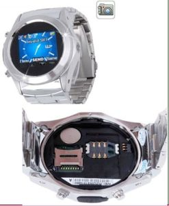 Watch Mobile Phone (DC-360)