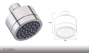 """CS-30081 2.5"""" Solid Brass Shower Head pictures & photos"""