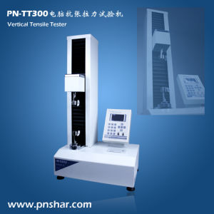 Digital Display Electronic Paper Tensile Testing Machine pictures & photos