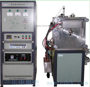 Box-Type Vacuum Furnace