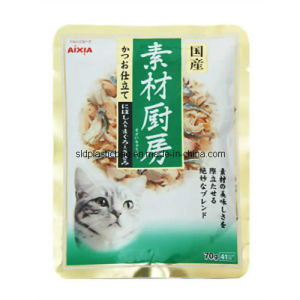 Plastic Bag for 70g Cat Food Packing pictures & photos