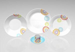 Ceramic Plates (G2627 Modern)