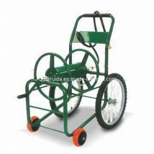 Available in Green and Black Garden Hose Reel Cart (TC4702) pictures & photos
