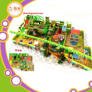 Kids Game Soft Play Set Indoor Playground Equipment pictures & photos