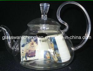 High Borosilicate Glass Tea Pot (Nrh-002) pictures & photos