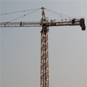 6t Tower Crane Qtz 5013 Construction Machinery pictures & photos