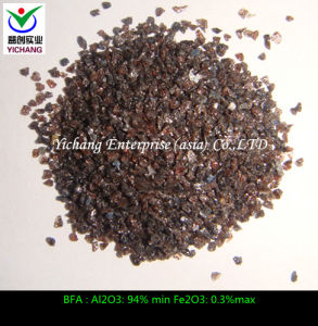 Brown Fused Aluminum Oxide for Abrasive Media & Refractory Raw Materials pictures & photos