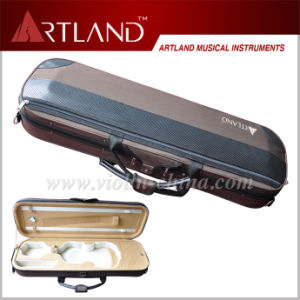 Light Foamed Oblong Violin Case (SVC017S) pictures & photos