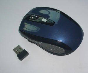 New 2.4g 5 Buttons Wireless Optical Mouse Sy-186