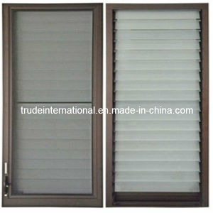 Aluminum Window/Aluminum Shutter Window/Roller Shutter Window pictures & photos