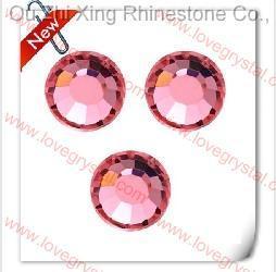 107 Light Rose Rhinestone