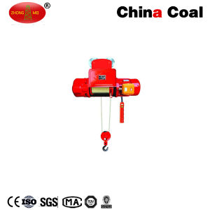 220V and 10kn Small Overhead Electric Winch Chain Hoist pictures & photos