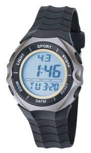 LCD Digital Watch (CW7735)