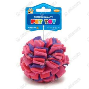 Fleecy Clean Ball Dog Toy (SIC20751A)