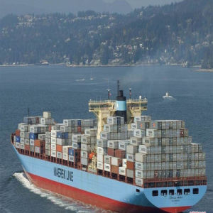 20ft and 40ft Container Ocean Shipping From Shanghai to Kuwait pictures & photos