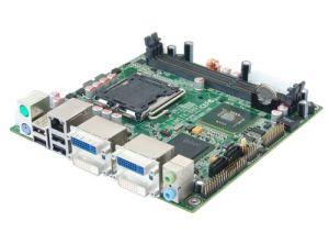 MITX-6891-Intel G45 based Mini-ITX Motherboard