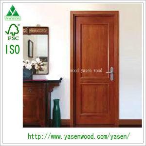 Factory Wholesale Made in Qingdao Wooden Screen Door