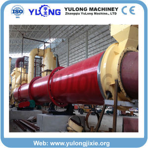 Biomass Wood Sawdust Drum Rotary Dryer (CE approved) pictures & photos