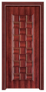 Interior Steel Wooden Door (FXGS-073) pictures & photos