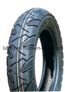 Motorcycle Tire 3.00-10 with DOT, Inmetro Certificate