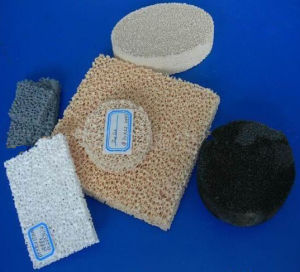 High Quality Ceramic Foam Filter for Metal Industry pictures & photos