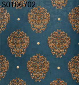 Wall Paper Wall Covering (106cm*10m) pictures & photos