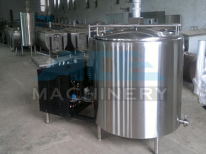 Milk Cooling Tank Factory Price Stainless Steel Tank (ACE-ZNLG-F8) pictures & photos