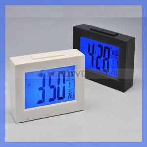 4 in 1 Fashion Digital Clock Alarm Clock and Desk Clock (CLOCK-02) pictures & photos