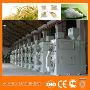 100tpd Complete Turn-Key Rice Mill Plant pictures & photos