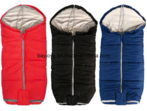 Baby Stroller Warm Sleeping Bag Footmuff Sack Infant pictures & photos