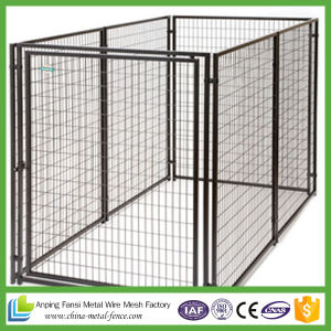 China 6 Gauge Galvanized 2′′x 4′′ Opening Dog Kennel for Sale ...