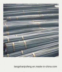 Low Price Deformed Steel Bar, Iron Rods, Construction Steel Rebar pictures & photos