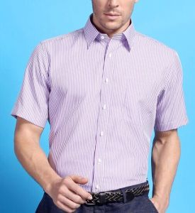 Stripes Man′s Fashion Shirting Fabric pictures & photos