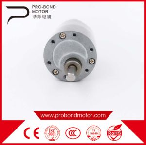 electric DC Brush Permenent Gear Motor pictures & photos