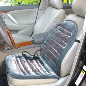 100% Polyester Heated Stadium Seat Cushion pictures & photos