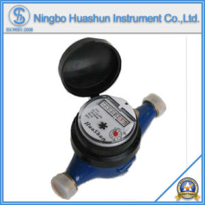 Multi-Jet Dry Type Brass Body Water Meter (15K-20K) pictures & photos