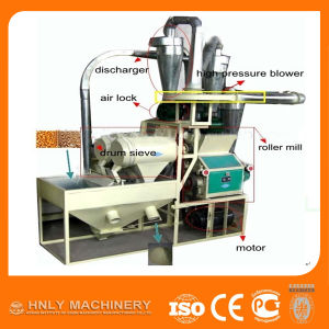 Hot Sale New Product Wheat Flour Milling Machines with Price pictures & photos