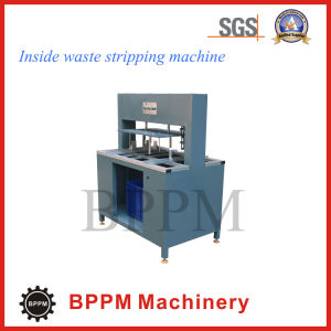 Paperboard, Paper Box Inside Waste Stripping Machine (LDX-S1050) pictures & photos