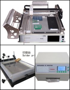 TM245p-Adv+T962A Reflow Soldering Machine for SMT Production Line pictures & photos